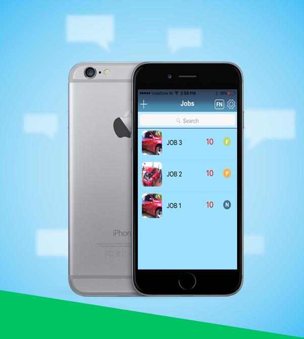 iGen Photo App